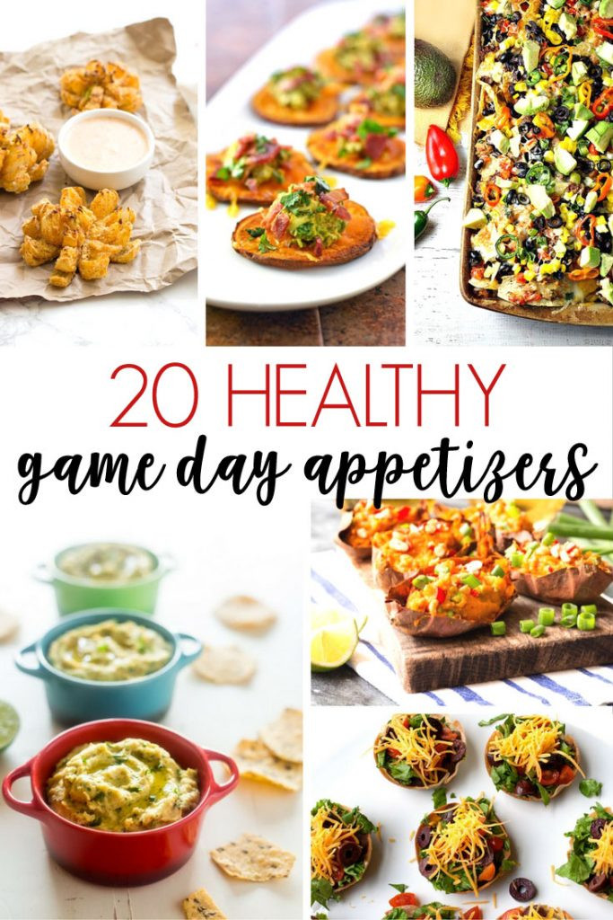 Healthy Game Day Snacks  20 Healthy Game Day Appetizers Life Virginia Street
