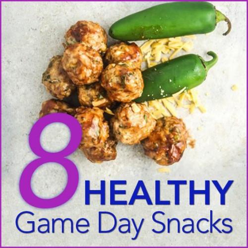 Healthy Game Day Snacks  8 Healthy Game Day Snacks