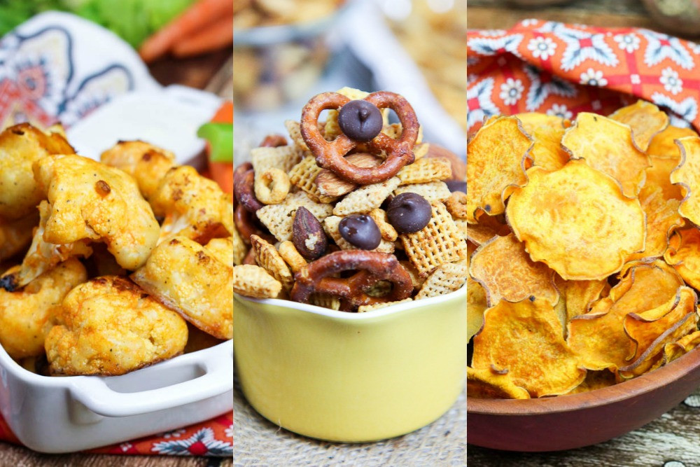 Healthy Game Day Snacks  Ve arian Healthy Game Day Snacks