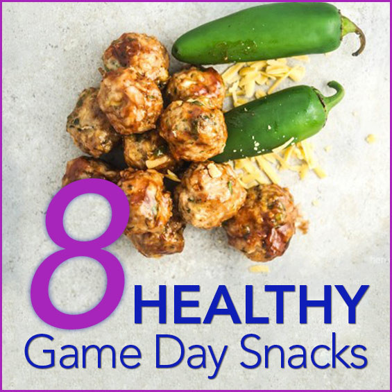 Healthy Gaming Snacks  8 Healthy Game Day Snacks