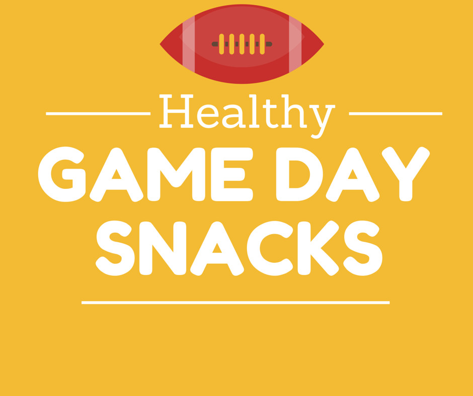 Healthy Gaming Snacks  Healthy Game Day Snack Ideas