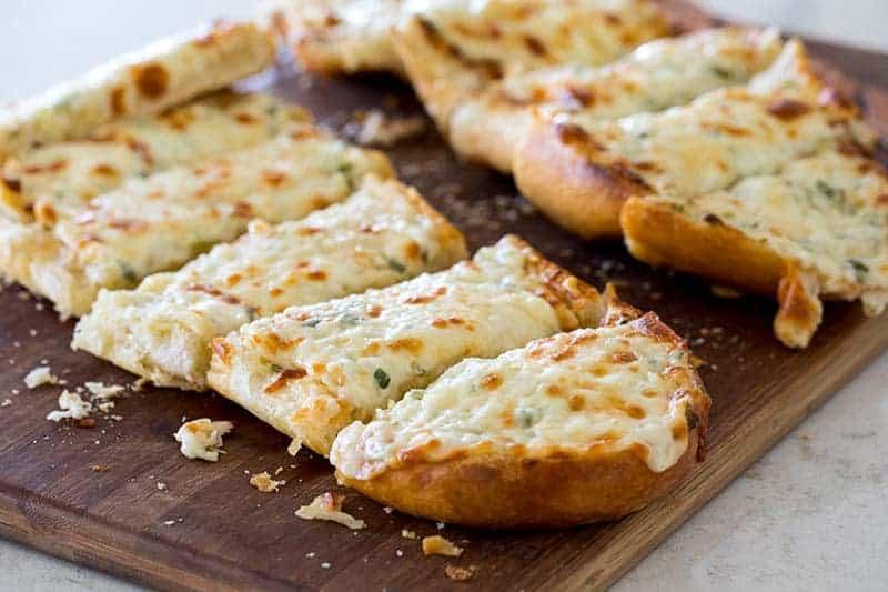 Healthy Garlic Bread Recipe  Black Angus Cheesy Garlic Bread Recipe