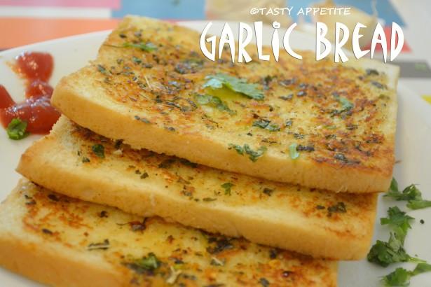 Healthy Garlic Bread Recipe  Garlic Bread Recipe Homemade Garlic Bread Healthy