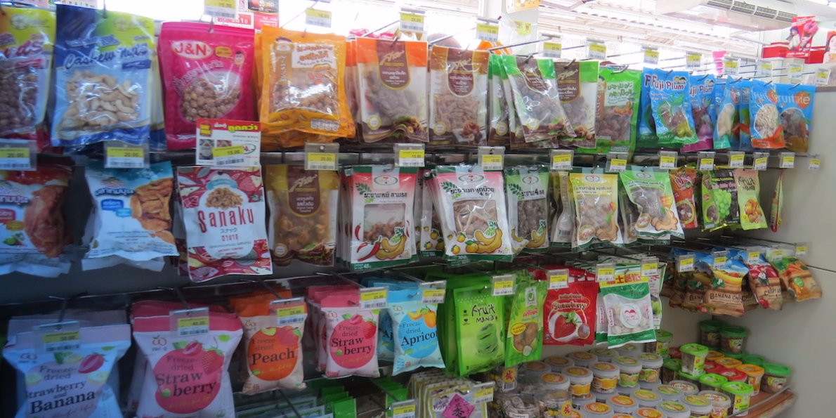 Healthy Gas Station Snacks  A man ate gas station snacks for a month and lost weight