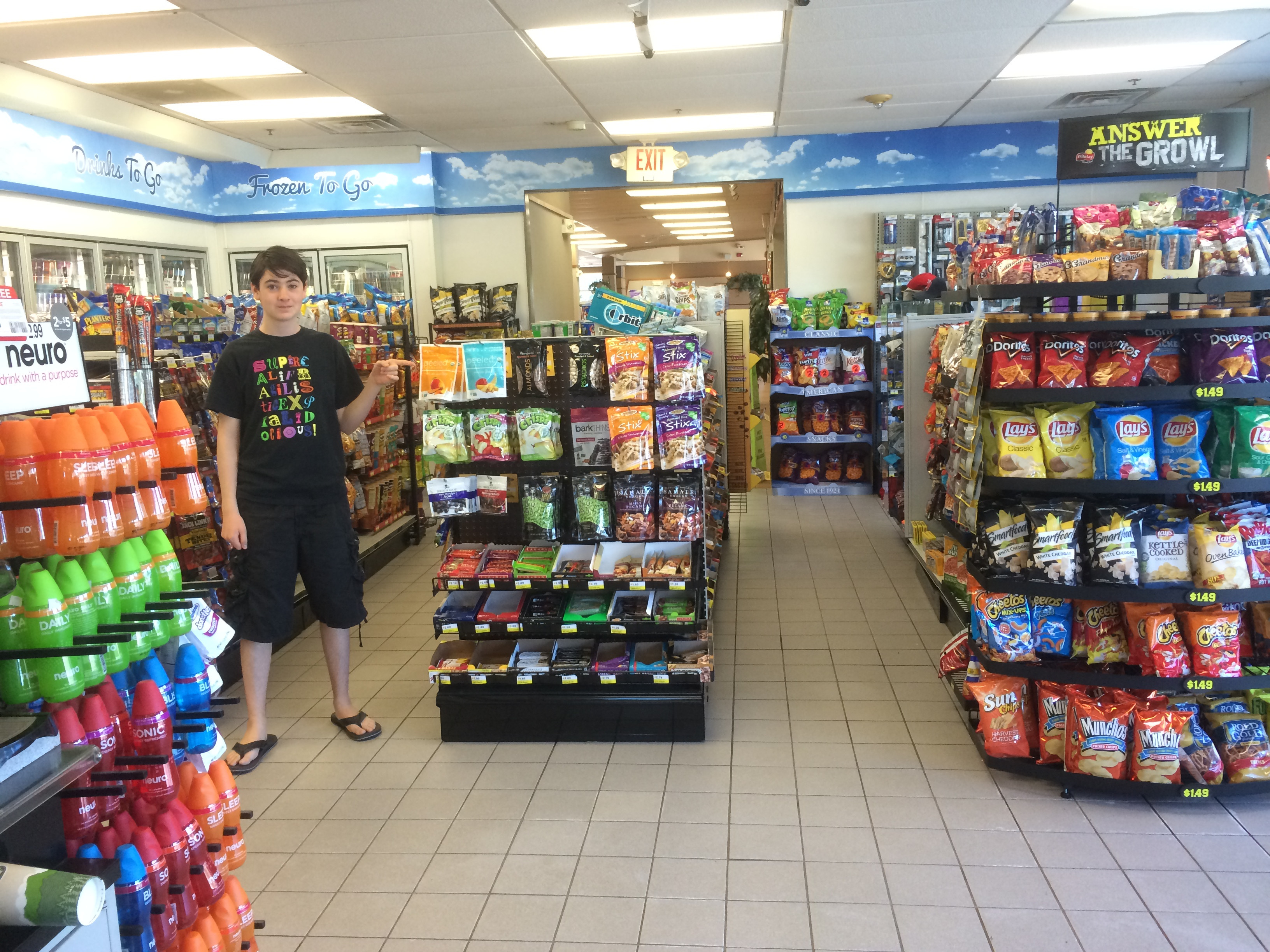 Healthy Gas Station Snacks  Healthy food at the gas station Nina Manolson
