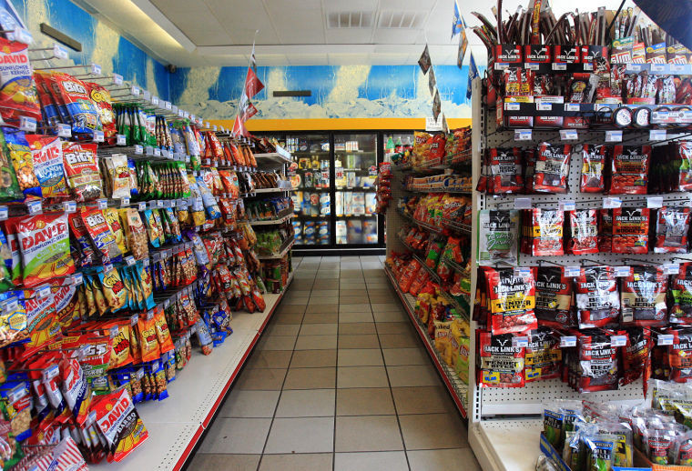 Healthy Gas Station Snacks  Top 5 Healthiest Gas Station Snacks