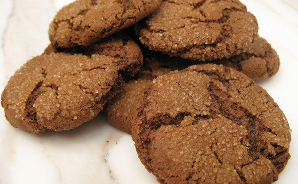 Healthy Ginger Molasses Cookies  Healthy Ginger Molasses Cookies HealthRevolt