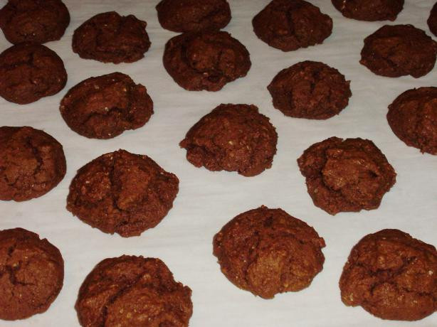 Healthy Ginger Molasses Cookies  Delicious Low Fat Ginger Molasses Cookies Healthy Recipe