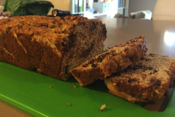 Healthy Gluten Free Bread  Healthy Gluten Free Banana Bread