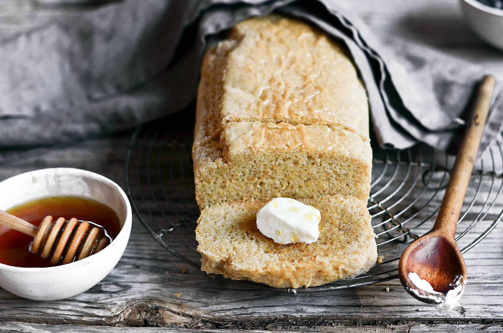 Healthy Gluten Free Bread Recipe  Healthy 5 Minute Gluten Free Paleo Bread Paleo Gluten