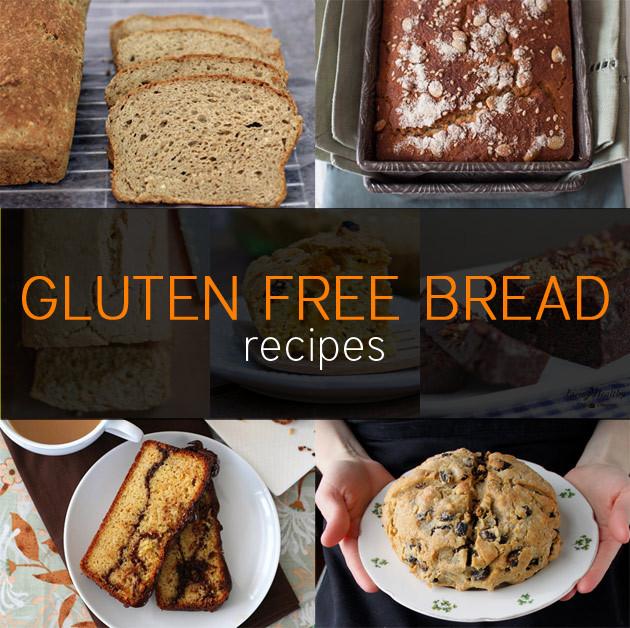 Healthy Gluten Free Bread Recipe  7 Gluten Free Bread Recipes Recipes