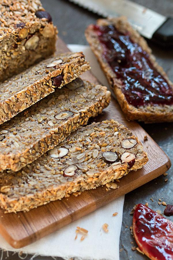 Healthy Gluten Free Bread Recipe  Best Gluten Free Bread Recipe The Healthy Tart