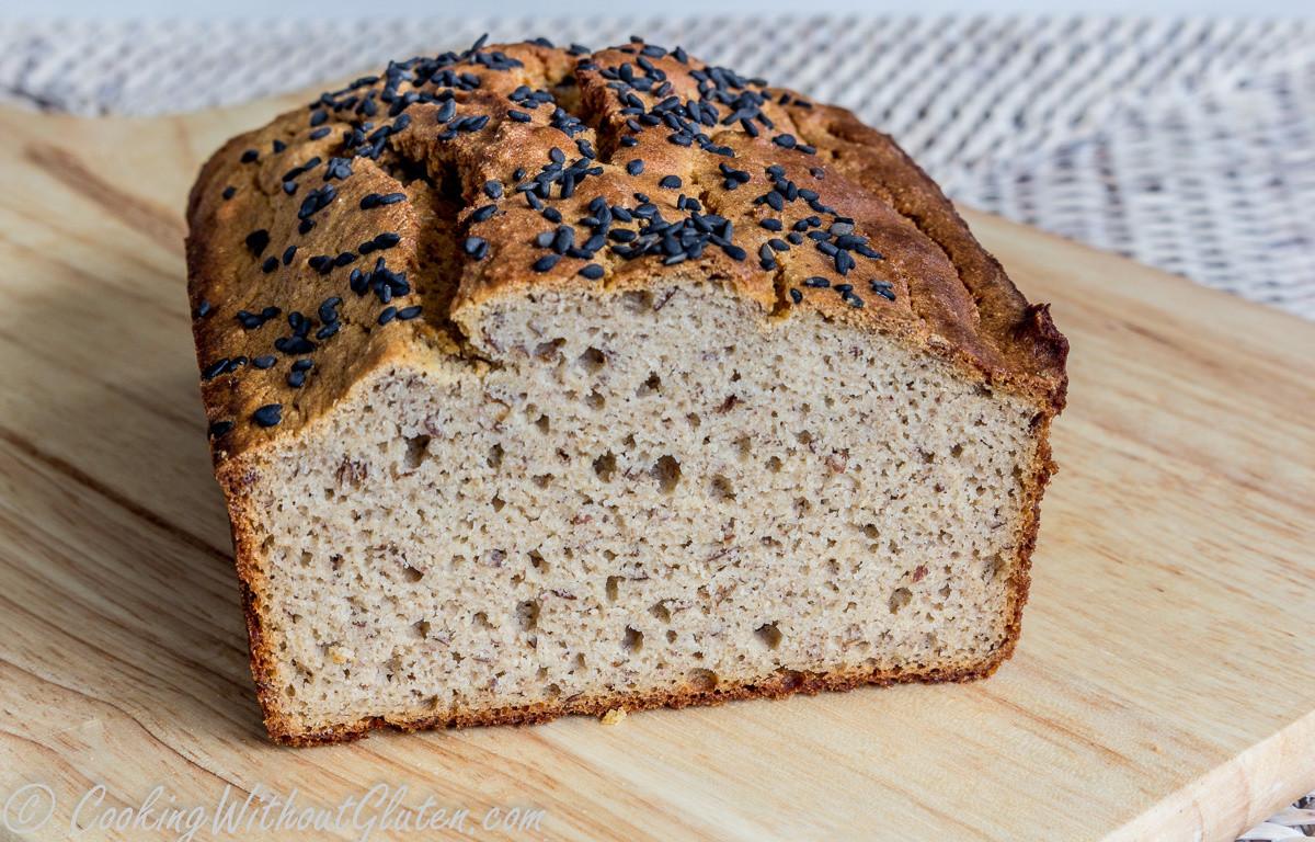 Healthy Gluten Free Bread Recipes  Gluten Free Easy Buckwheat Bread – Cooking Without Gluten