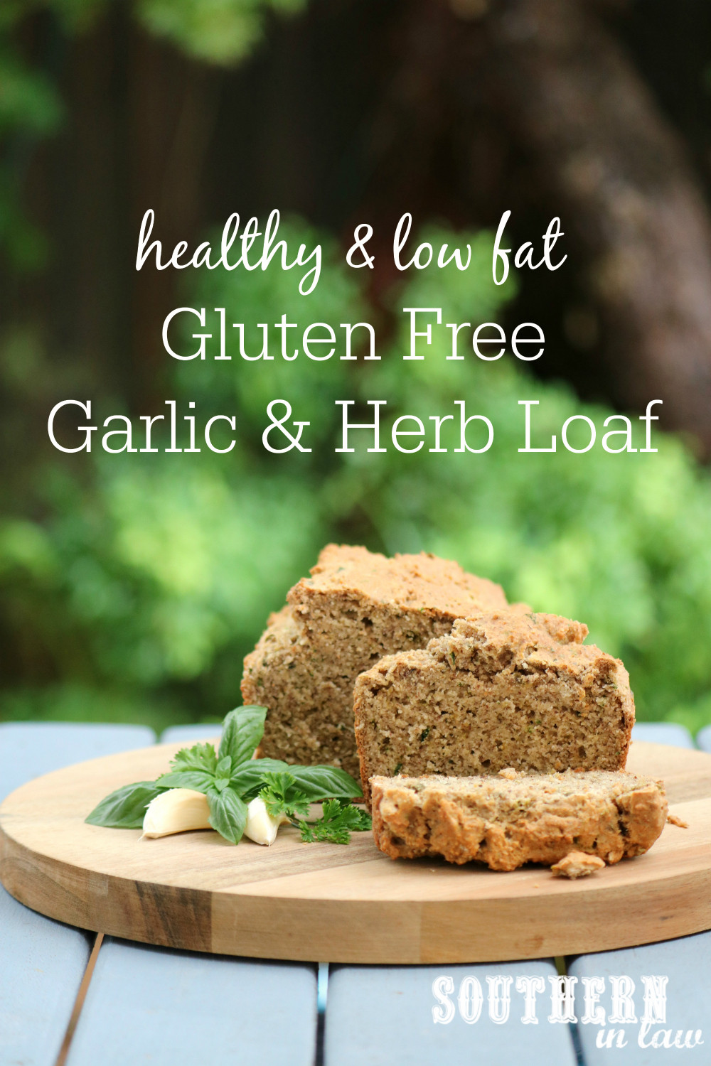 Healthy Gluten Free Bread Recipes  Southern In Law Recipe Gluten Free Garlic and Herb Loaf