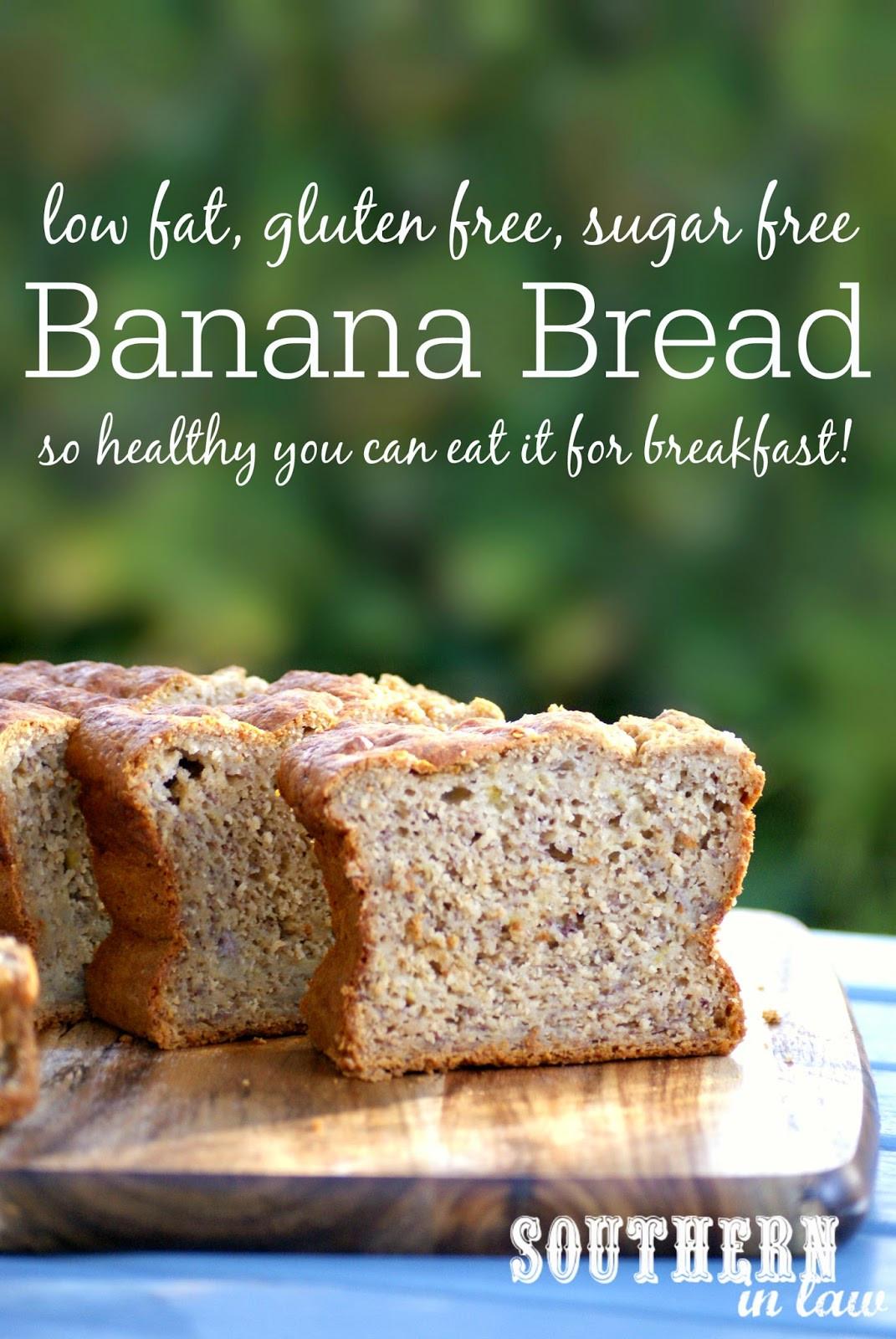 Healthy Gluten Free Bread Recipes  Southern In Law Recipe The Best Healthy Banana Bread