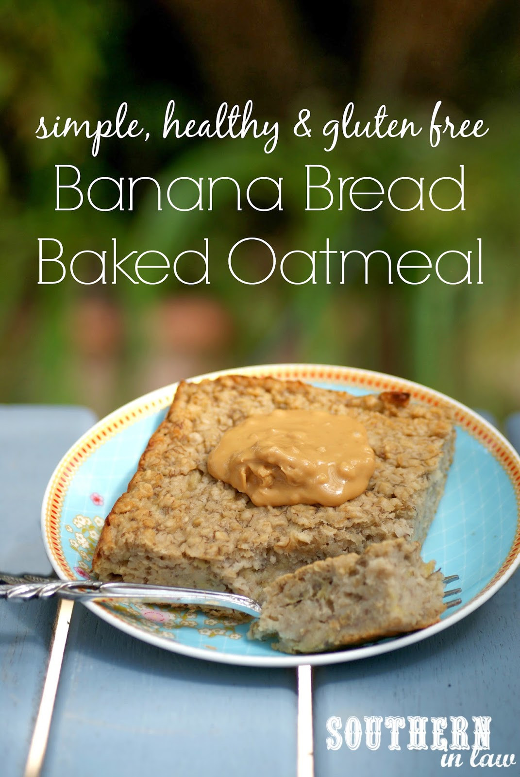 Healthy Gluten Free Bread Recipes  Southern In Law Recipe Banana Bread Baked Oatmeal