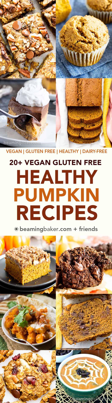 Healthy Gluten Free Bread Recipes  20 Healthy Gluten Free Vegan Pumpkin Recipes Dairy Free