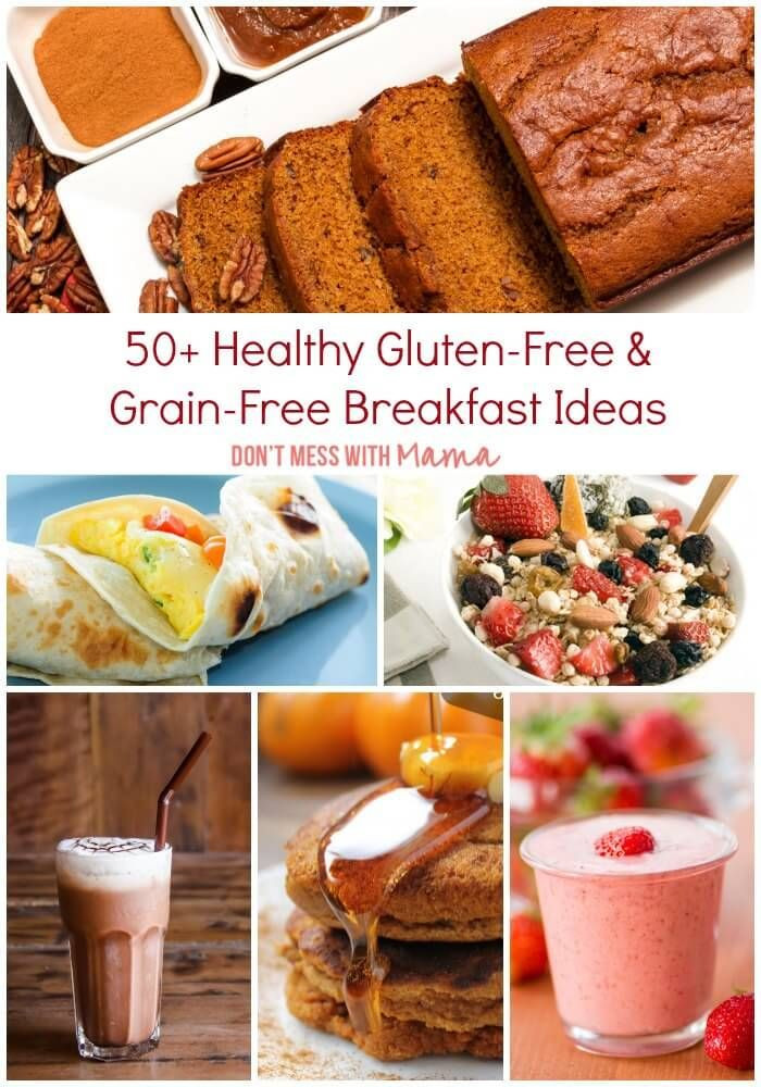 Healthy Gluten Free Breakfast  1000 images about Healhy Recipes on Pinterest