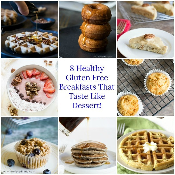 Healthy Gluten Free Breakfast Ideas  8 Healthy Gluten Free Breakfast Recipes That Don t Taste