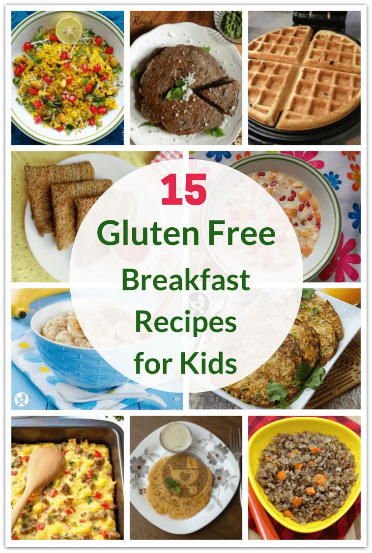 Healthy Gluten Free Breakfast Ideas  60 Healthy Gluten Free Recipes for Kids