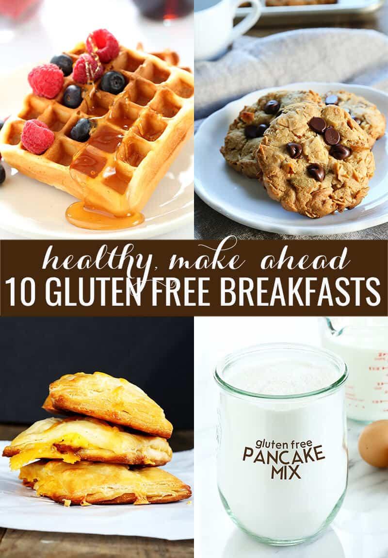 Healthy Gluten Free Breakfast Ideas  Ten Gluten Free Breakfast Ideas