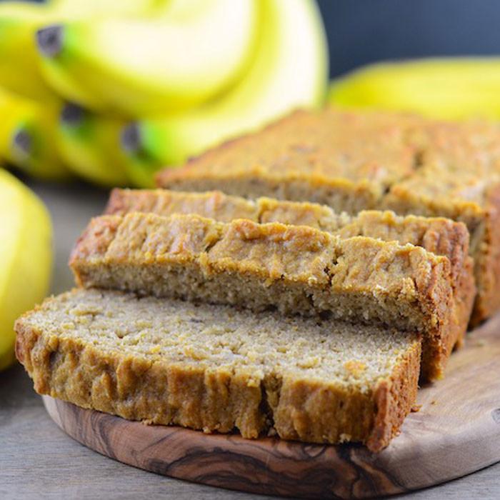 Healthy Gluten Free Breakfast Ideas  Gluten Free Breakfast Recipes Gluten Free Banana Bread