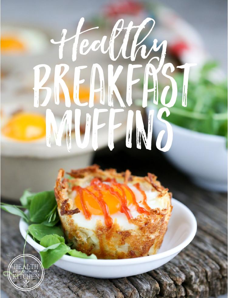 Healthy Gluten Free Breakfast  Healthy Gluten Free Breakfast Muffins Health Starts in