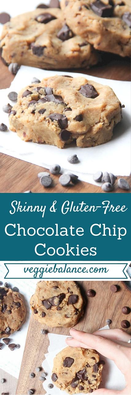 Healthy Gluten Free Chocolate Chip Cookies 20 Ideas for Healthy Gluten Free Chocolate Chip Cookies