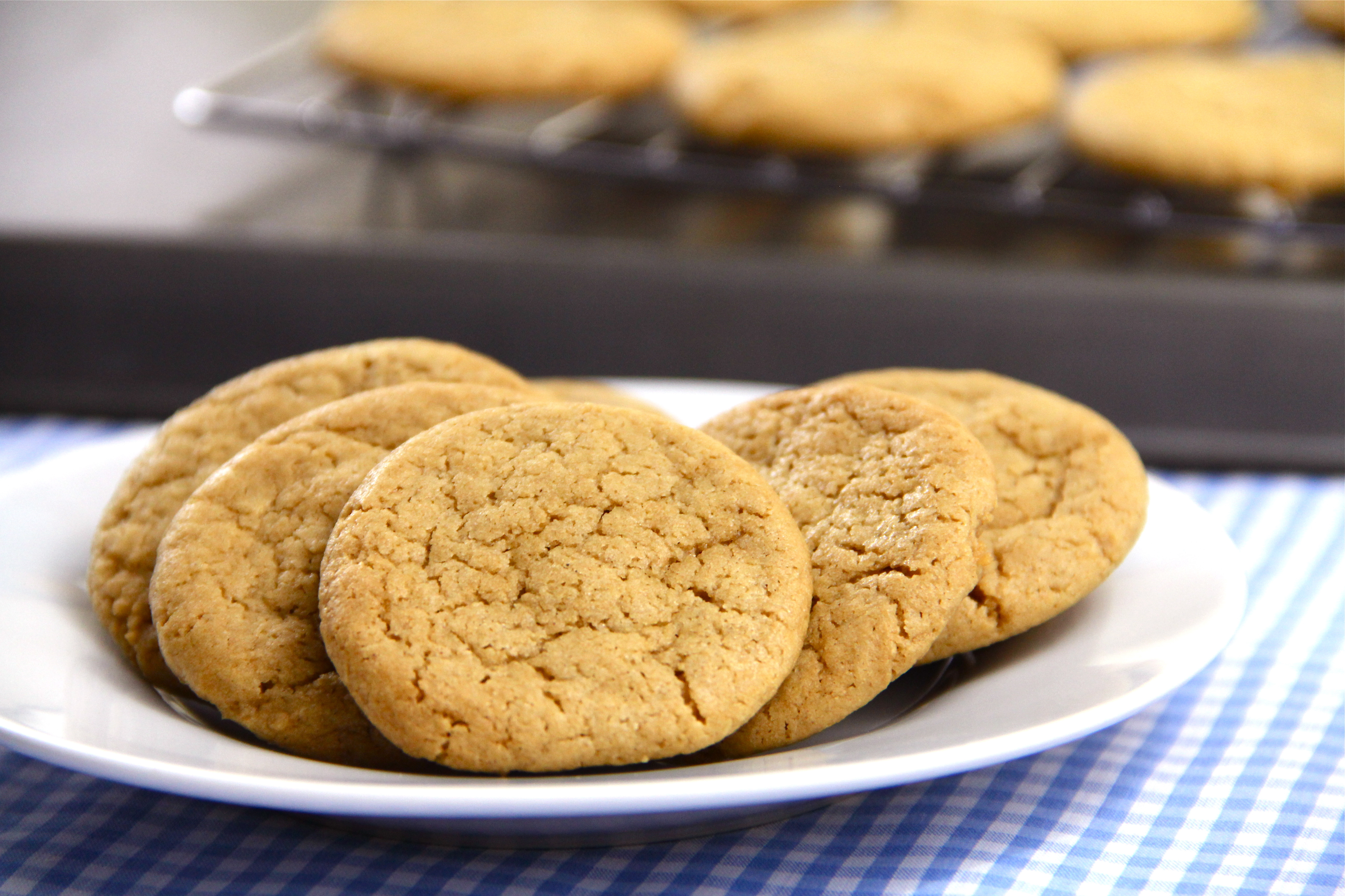 Healthy Gluten Free Cookie Recipes  Gluten free and Dairy Free Peanut Butter Cookies