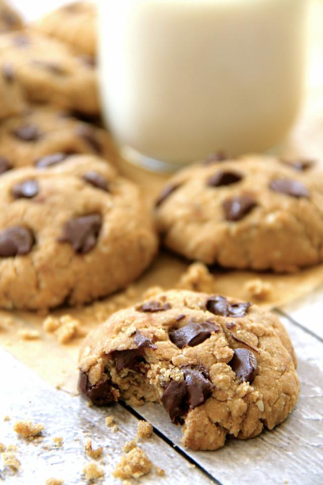 Healthy Gluten Free Cookie Recipes  Healthy gluten free cookie recipes Food cookie recipes