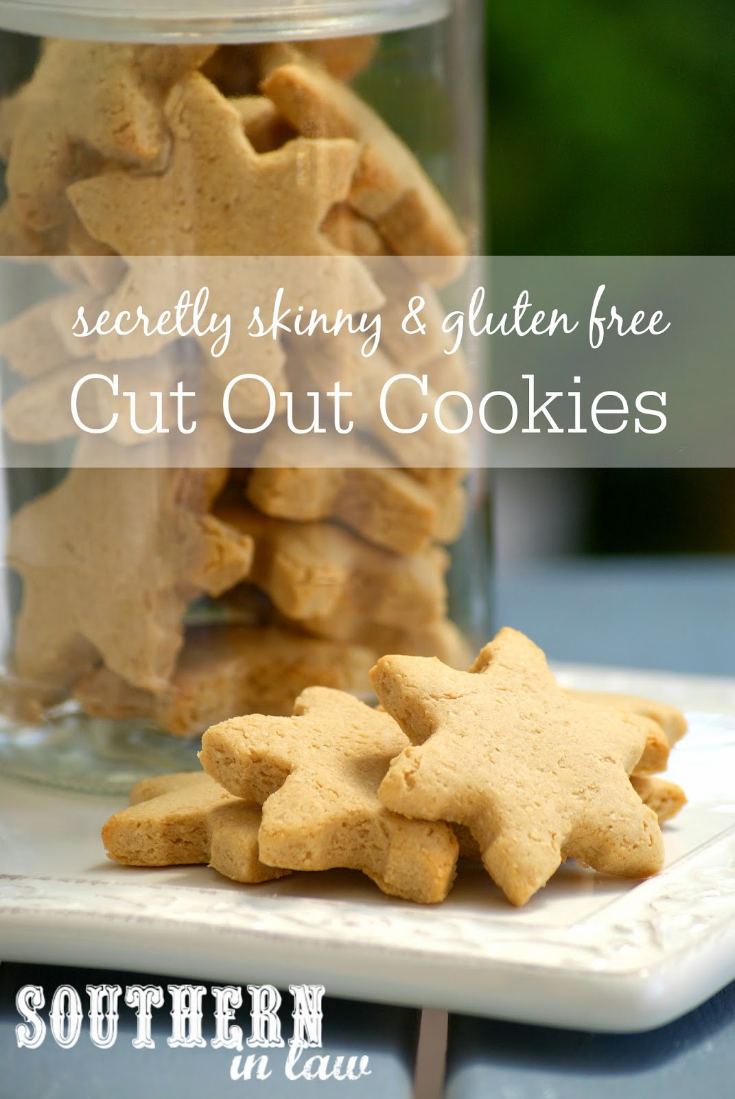 Healthy Gluten Free Cookie Recipes  Southern In Law Recipe Healthier Cut Out Cookies