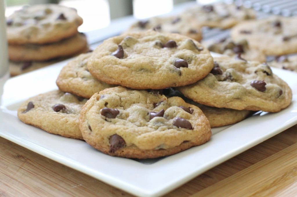 Healthy Gluten Free Cookie Recipes  Chewy Gluten Free Chocolate Chip Cookies