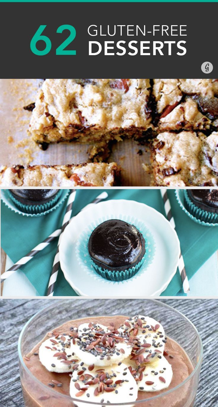 Healthy Gluten Free Dessert Recipes  17 Best images about Gluten Free on Pinterest