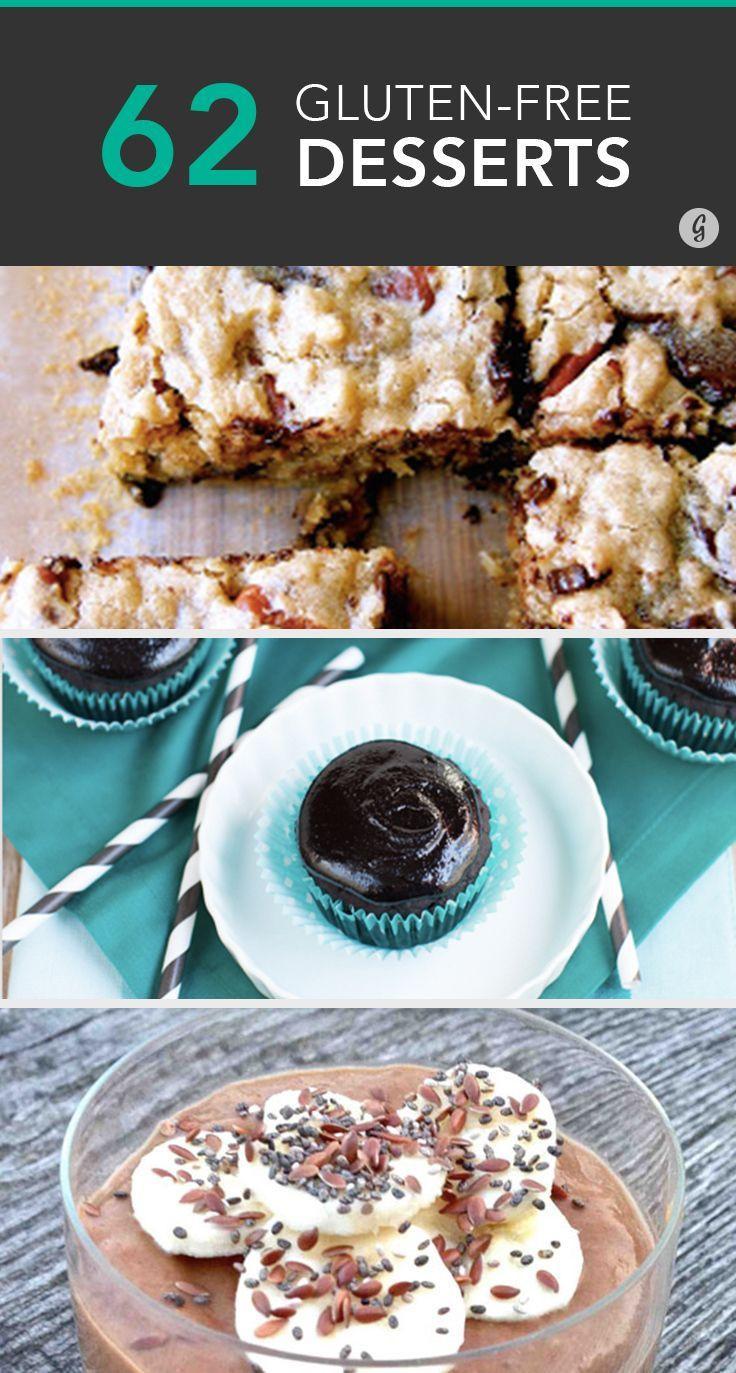 Healthy Gluten Free Desserts  17 Best images about Gluten Free on Pinterest