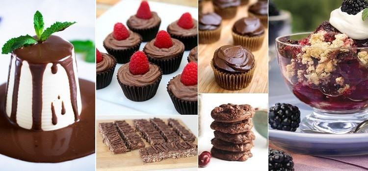 Healthy Gluten Free Desserts  Super Yummy And Healthy Gluten Free Desserts