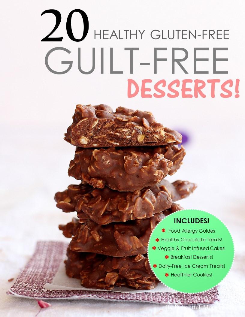 Healthy Gluten Free Desserts  Recipe E Books Delightful Mom Food