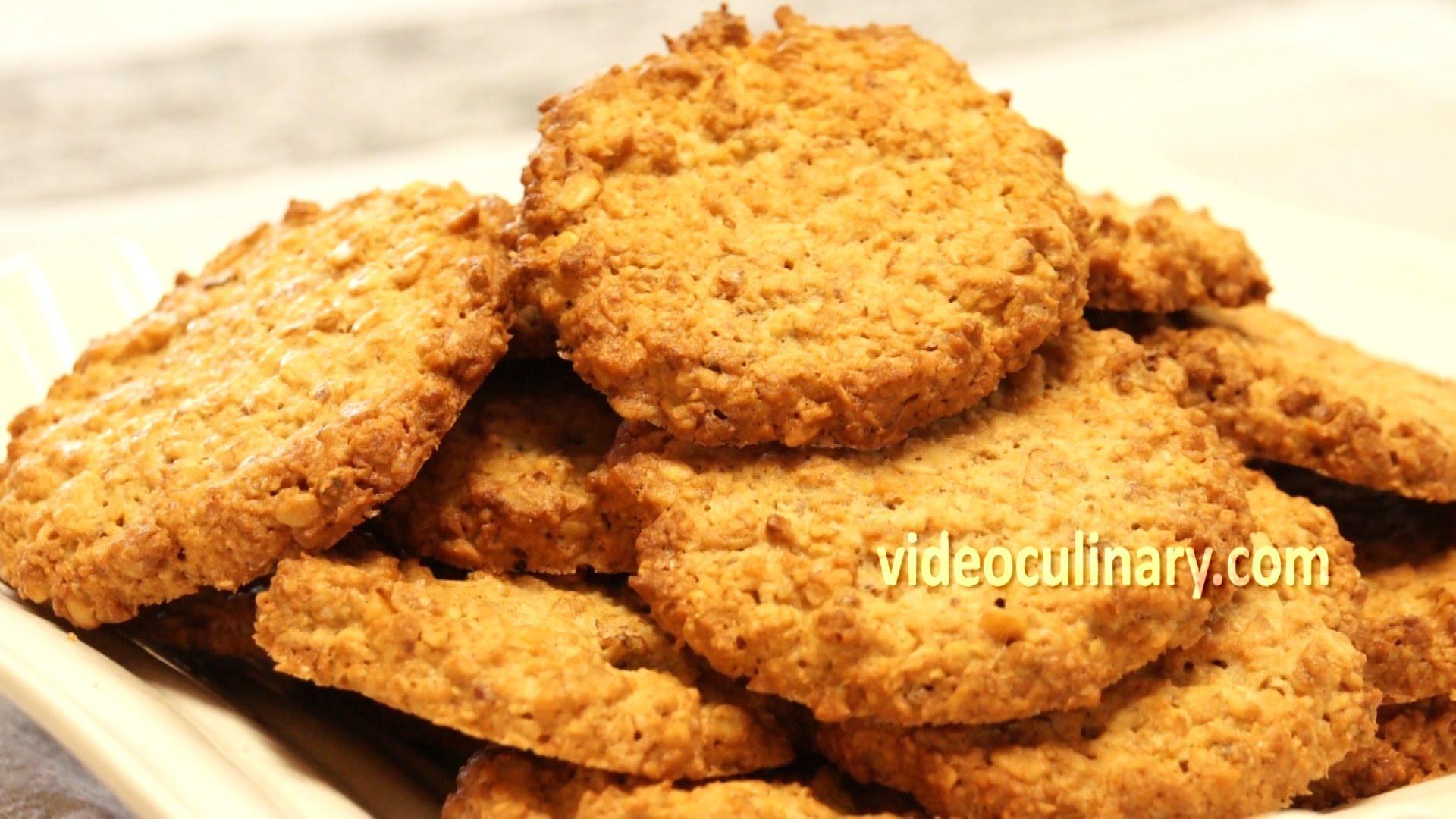 Healthy Gluten Free Oatmeal Cookies  Healthy Oatmeal Cookies Gluten Free Recipe Pop Diets