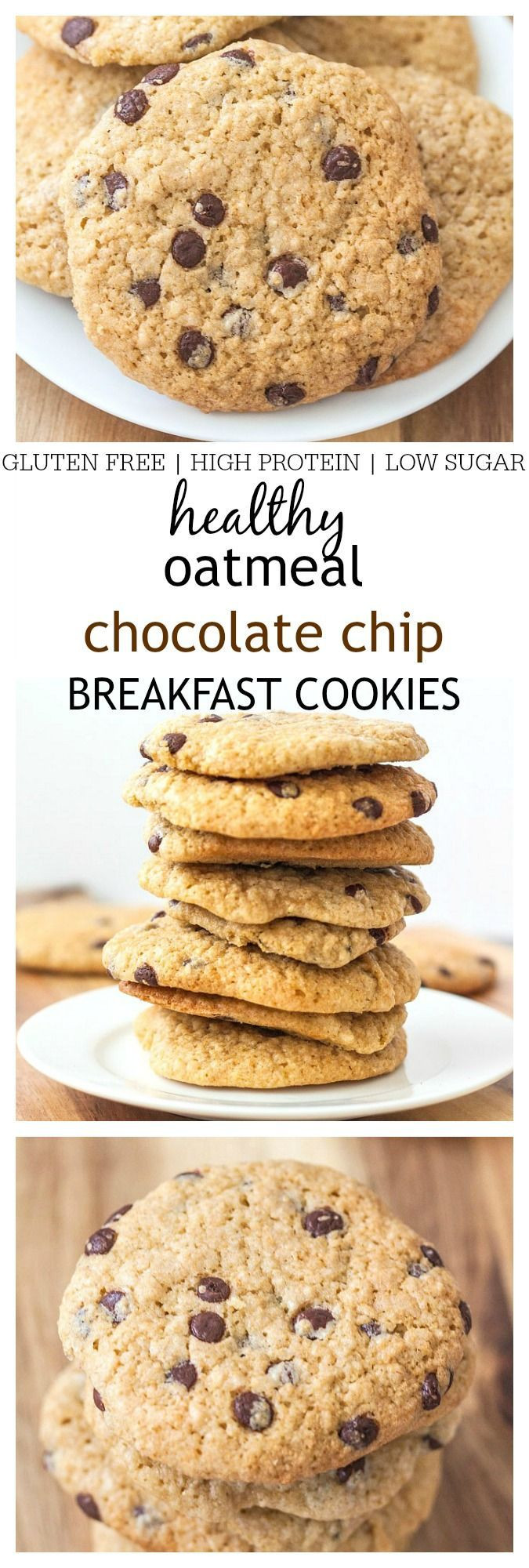 Healthy Gluten Free Oatmeal Cookies  17 Best images about Breakfast that Rachie might eat