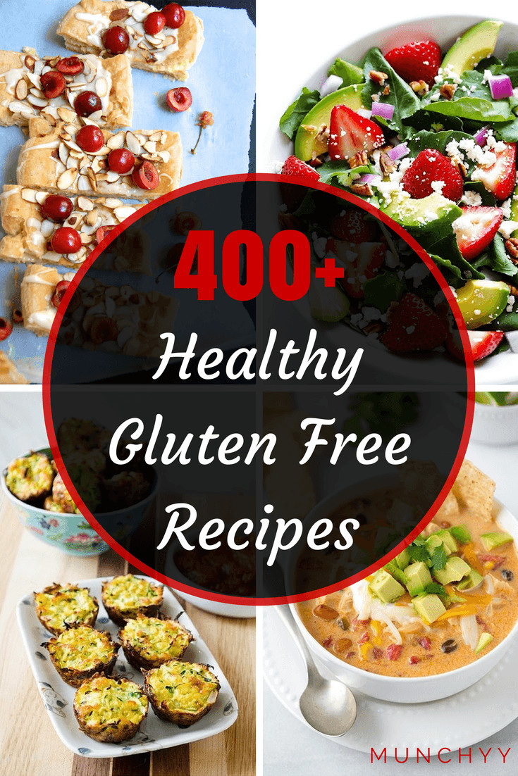 Healthy Gluten Free Recipes  400 Healthy Gluten Free Recipes that Are Cheap and Easy