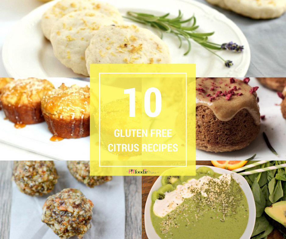 Healthy Gluten Free Recipes  10 Healthy & Gluten Free Recipes Made With Citrus