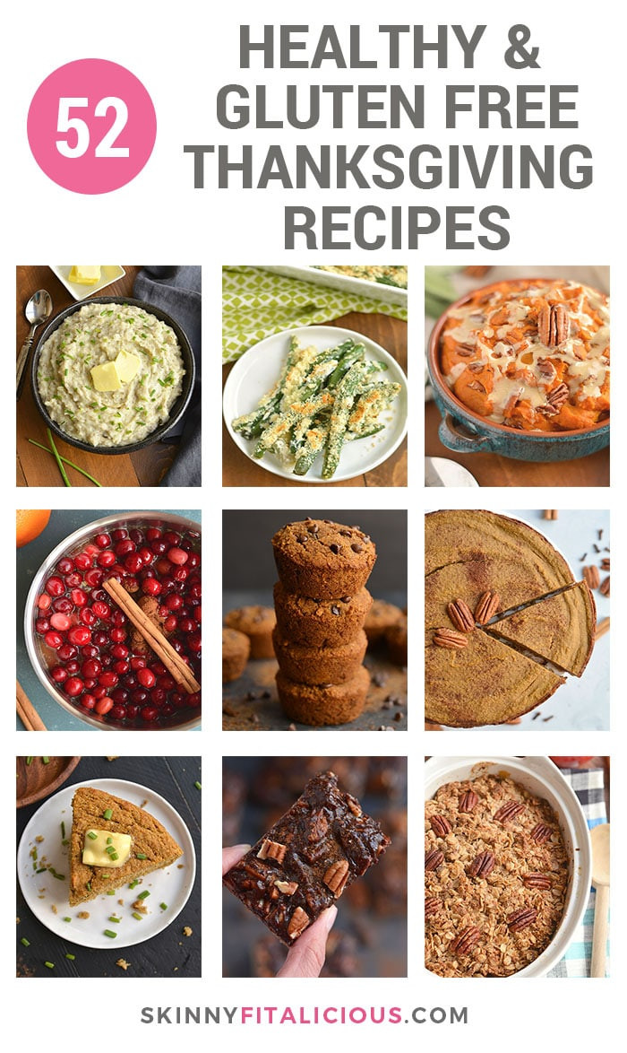 Healthy Gluten Free Recipes  52 Healthy Gluten Free Thanksgiving Recipes Skinny