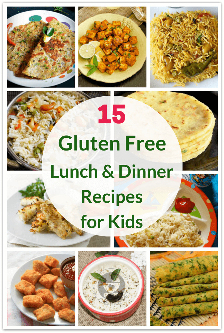 Healthy Gluten Free Recipes  60 Healthy Gluten Free Recipes for Kids