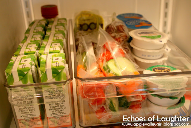 Healthy Grab And Go Lunches  6 Best Organizing Tips for Back To School Echoes of Laughter