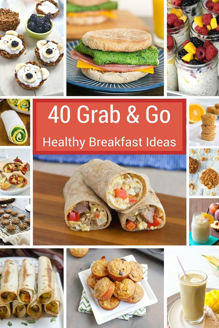 Healthy Grab And Go Lunches  671 best images about Grab & Go Breakfast Ideas on
