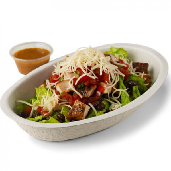 Healthy Grab And Go Lunches  Healthy Lunches at Fast Food Restaurants Chipotle