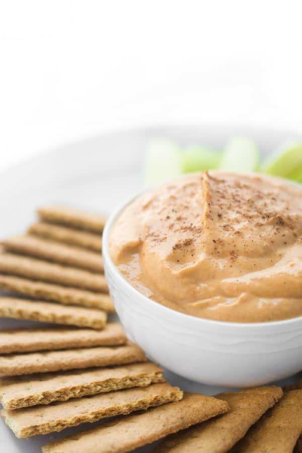 Healthy Greek Yogurt Dessert Recipes  Pumpkin Spice Greek Yogurt Dip The Lemon Bowl