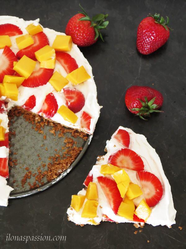 Healthy Greek Yogurt Dessert Recipes  Healthy Greek Yogurt & Fruit Dessert Ilona s Passion