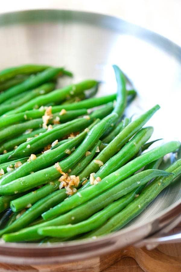 Healthy Green Bean Recipes  Easy healthy green bean recipes Food easy recipes