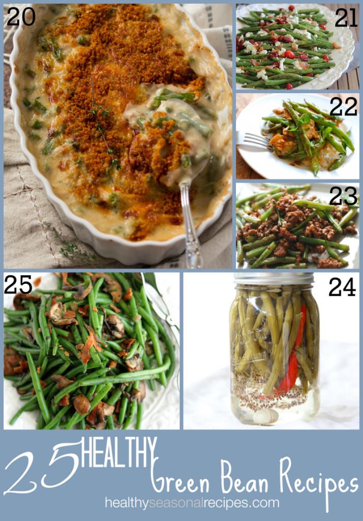 Healthy Green Bean Recipes  25 healthy green bean recipes Healthy Seasonal Recipes