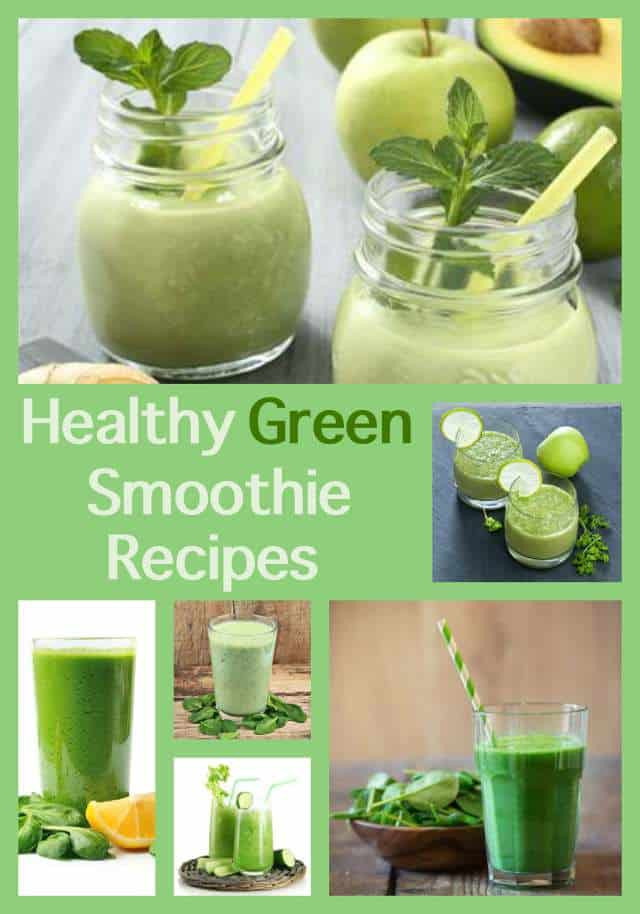 Healthy Green Smoothie Recipes  Just Healthy Green Smoothie Recipes with WW Points Plus